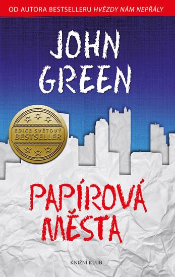Kniha Papírová města (John Green)