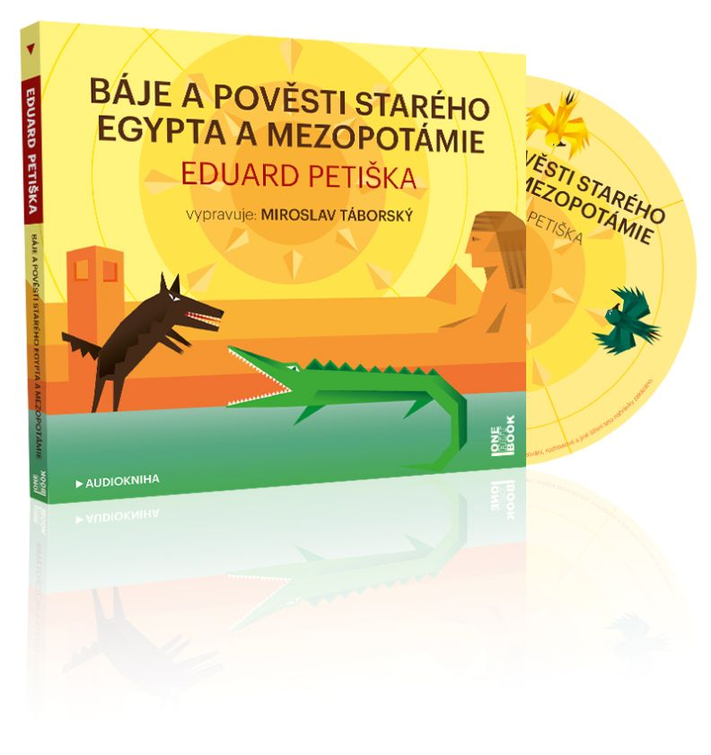 Eduard_Petiska_Baje_a_povesti_stareho_egypta_a_mezopotamie_audio_OneHotBook_3D