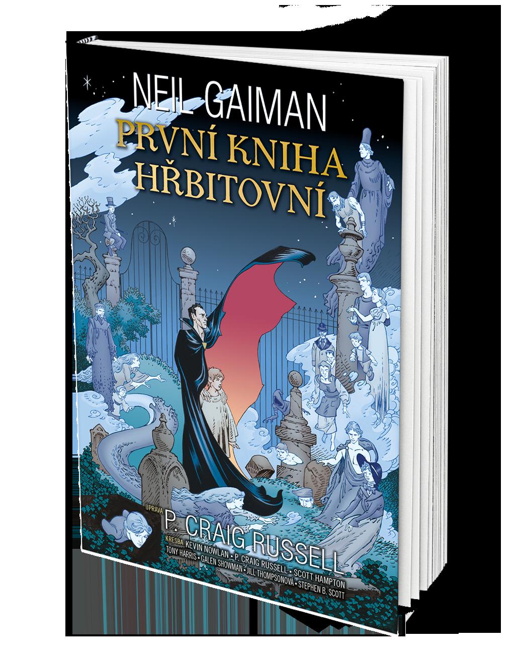 Kniha Koralina (Neil Gaiman)