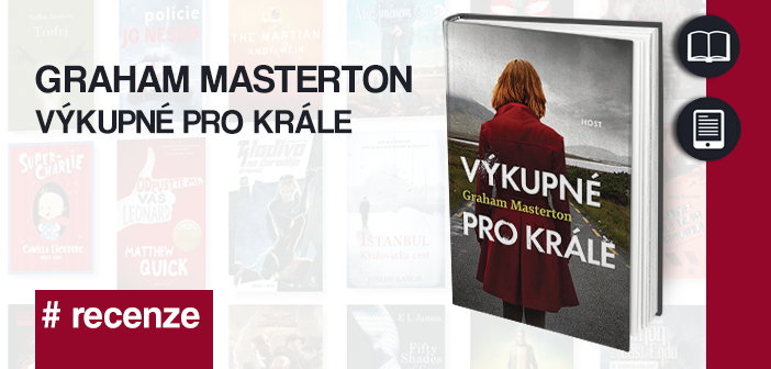 Graham Masterton – Výkupné pro krále