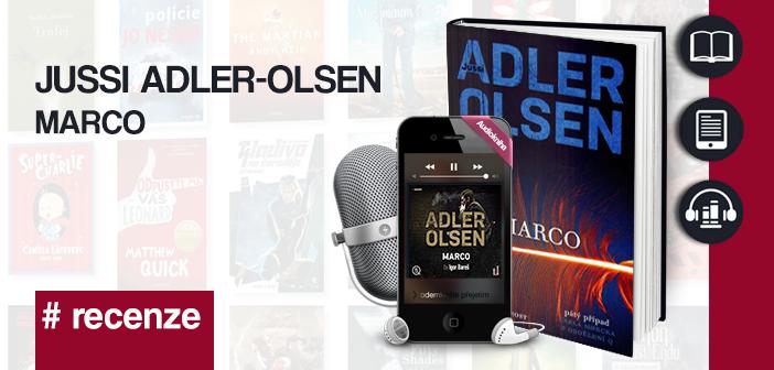Jussi Adler-Olsen – Marco