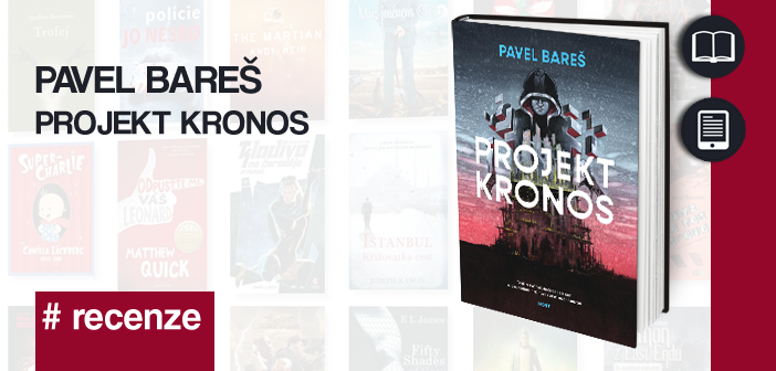 Pavel Bareš – Projekt Kronos