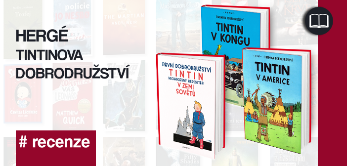 Hergé – Tintinova dobrodružství
