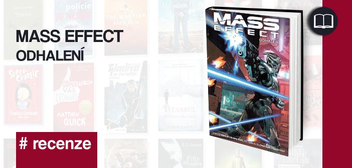 J. Dombrow a J. Barlow – Mass Effect: Odhalení