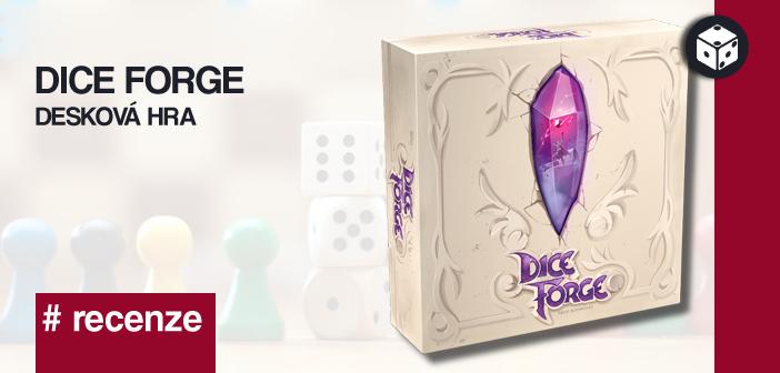 Dice Forge – desková hra