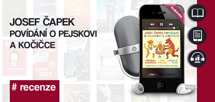 Josef Čapek – Povídání o pejskovi a kočičce