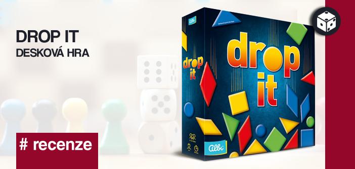 Drop it – desková hra