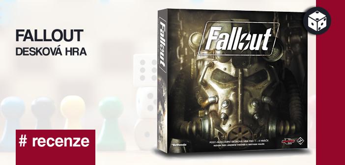 Fallout – desková hra