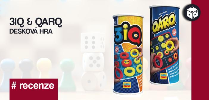 3iQ & QARQ – Desková hra