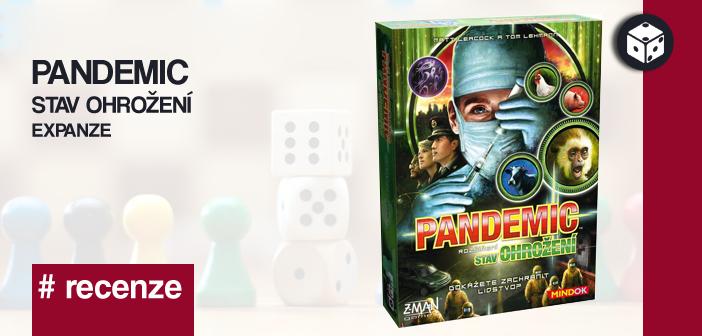 Pandemic – Stav ohrožení