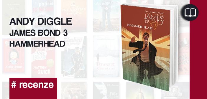 Andy Diggle & L. Casalanguida – James Bond: Hammerhead