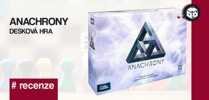Anachrony – desková hra