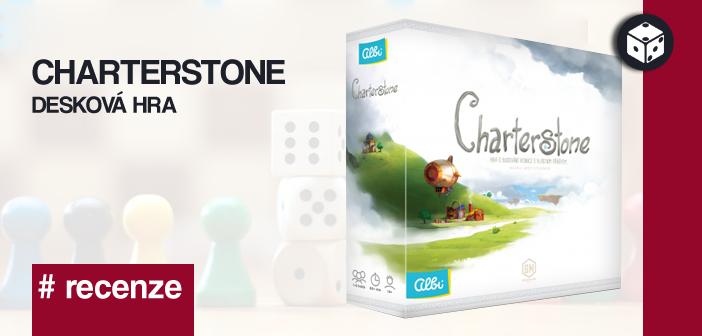 Charterstone – desková hra