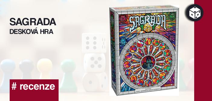 Sagrada – deskova hra