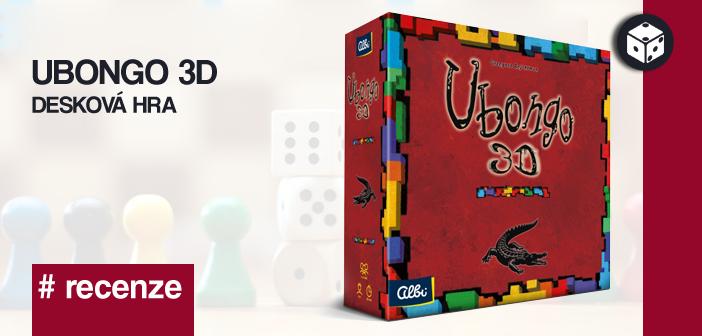 Ubongo 3D – desková hra