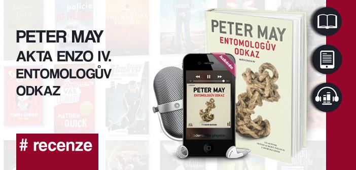 Peter May – Entomologův odkaz
