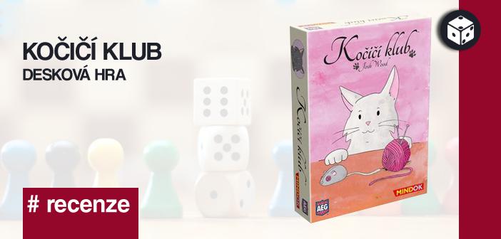Kočičí klub – karetní hra