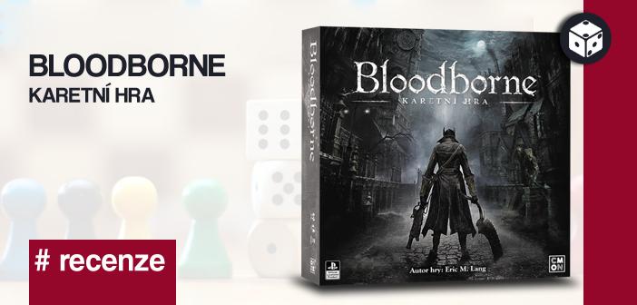 Bloodborne – karetní hra