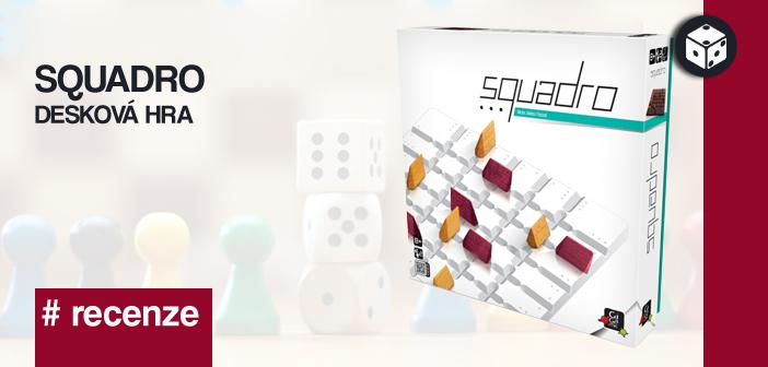 Squadro – desková hra