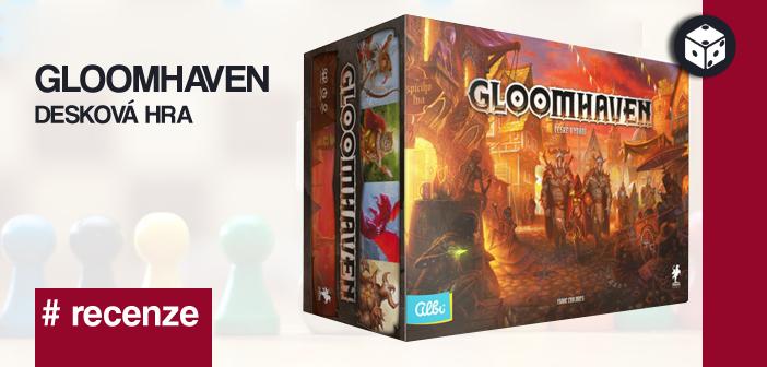 Gloomhaven – desková hra