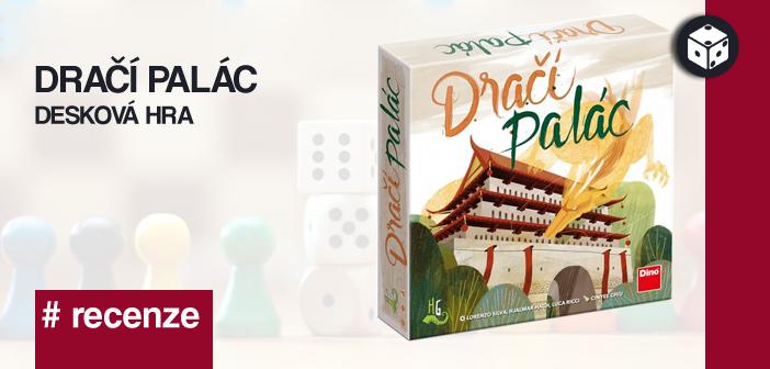 Dračí palác – desková hra