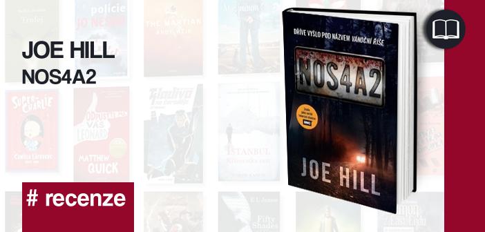 Joe Hill – NOS4A2
