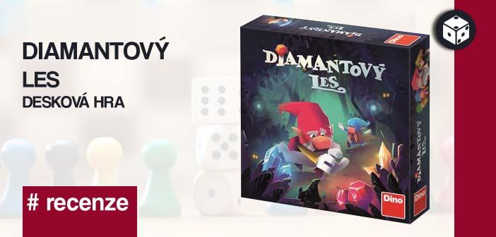Diamantový les – desková hra