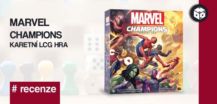 Marvel Champions – karetní hra