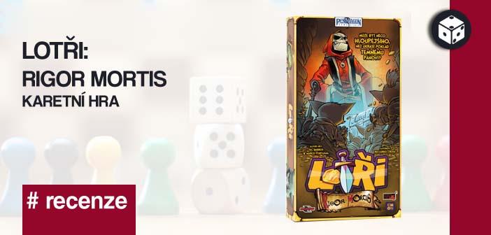 Lotři – karetní hra
