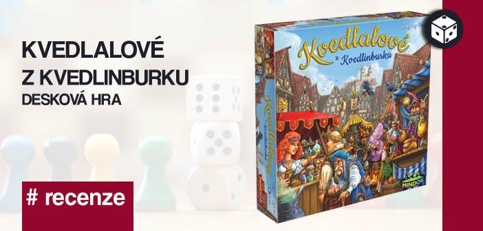 Kvedlalové z Kvedlinburku – desková hra
