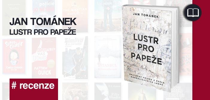 Jan Tománek – Lustr pro papeže