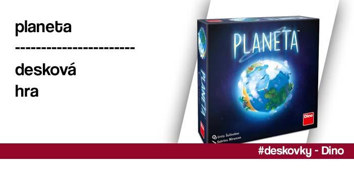Planeta – desková hra