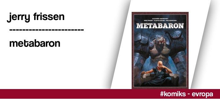 Jerry Frissen – Metabaron