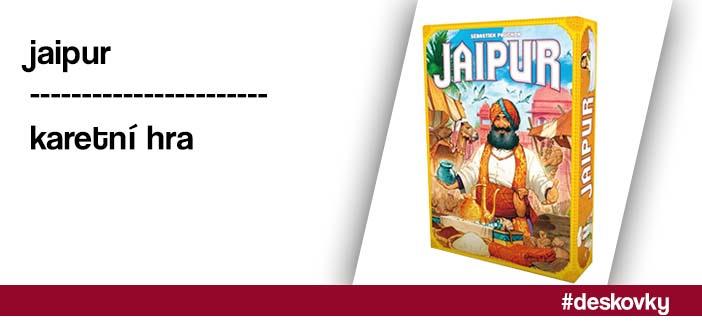Jaipur – karetní hra