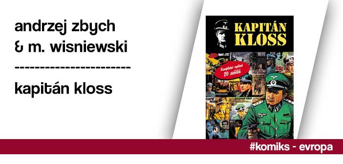 Andrzej Zbych & M. Wisniewski – Kapitán Kloss (souborné vydání)
