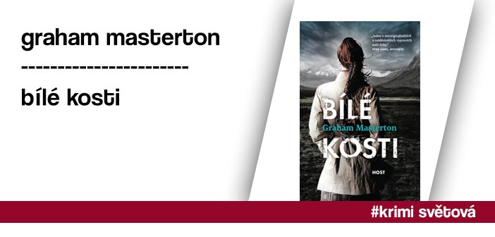 Graham Masterton – Bílé kosti